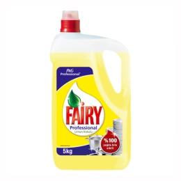 Čistiaci prostriedok na umývanie riadu, Fairy Expert 5 000ml
