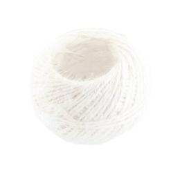 Motúz ľanový biely 40 g