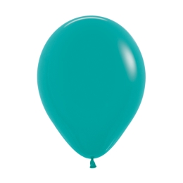 Balón Solid 28 cm, tyrkysový /100ks/