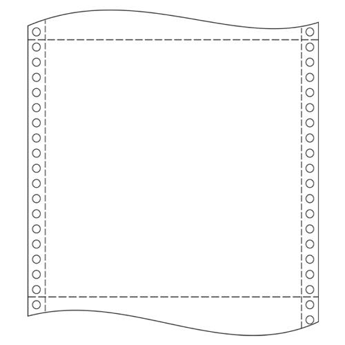 "Tabelačný papier 36 x 12"" (1+0) TP BP"