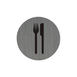 Piktogram 7,5 cm - Jedáleň