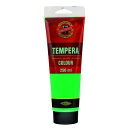 Farba temperová KOH-I-NOOR 250 ml, zeleň svetlá