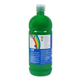 Farba temperová 1000ml bledo zelená