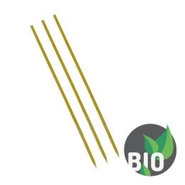Špajdle bambusové ostré 25 cm, (200 ks v bal.)