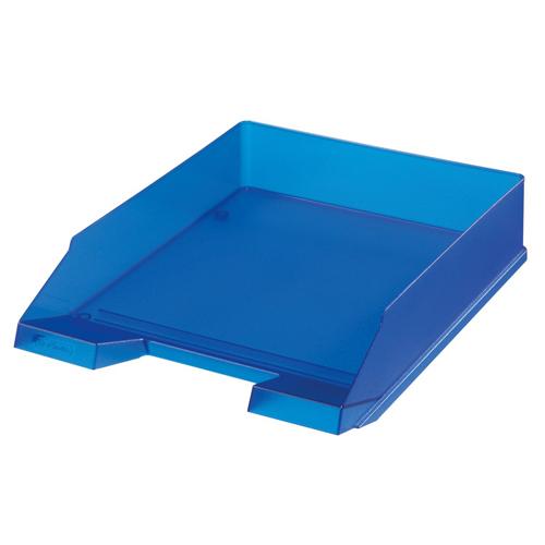Zásuvka odkladacia - Classic modrá - transparent.