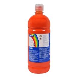 Farba temperová 1000ml oranžová