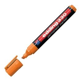 Permanentný popisovač Edding 330 oranžový