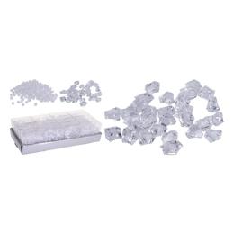 Dekoračné akrylové kamienky 10 cm - diamanty, mix/1ks