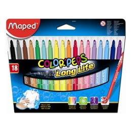 "Fixy MAPED ""COLOR`PEPS"", 18 ks"