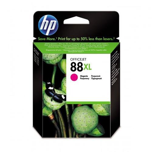 Atrament HP C9392AE No.88XL, magenta