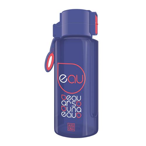Fľaša plastová 650 ml - fialová