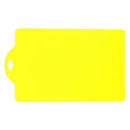 Obal na kreditnú kartu - žltý
