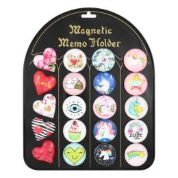 Magnetka - rôzne motívy 4 cm, mix/1 ks