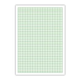Papier milimetrový A4 50 l / blok 50 listov / blok