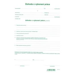 Dohoda o vykonaní práce A4 (10)