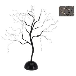 Stromček - svietiaci 90 LED teplá biela, 40 cm