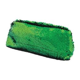 Puzdro na perá SJD-17223 - zelený