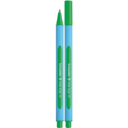 """Guľôčkové pero SCHNEIDER """"Slider Edge M"""", 0,5 mm, s uzáverom, zelené"""
