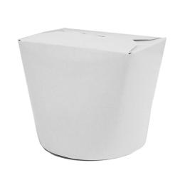 Food box biely 750ml (26oz), 50ks