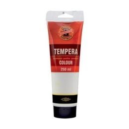 Farba temperová KOH-I-NOOR 250 ml, beloba titanová