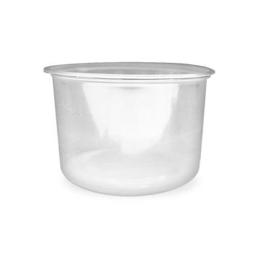 Miska dressingová  priehľadná 120 ml,  50 ks