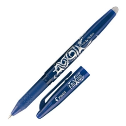 Pilot Frixion Fine Erasable Gel Pen 0,7 Blue