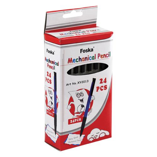 Mikroceruzka / Pentelka FOSKA HB/0,5 mm, mix farieb