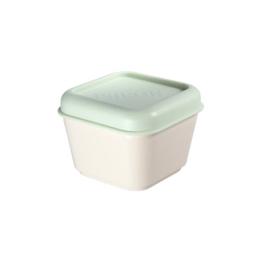 Box na desiatu MILAN 0,33 l Green
