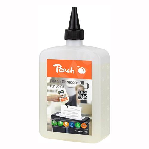Špeciálny olej do skartovacieho prístroja Peach PS100-05, 355 ml