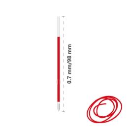 Náplň guľôčková PILOT Ball Point Pen 0,7 mm - červená