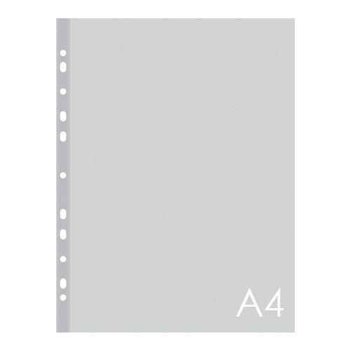 Euroobal A4 80µm transparentný, lesklý 100 ks
