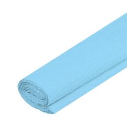 Krepový papier JUNIOR - nebesky modrý 20