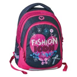 Školský batoh Maxx Play, Fashion Icon