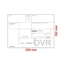 Obálky C5 STRIP 162x229 mm do vlastných rúk, 1000 ks