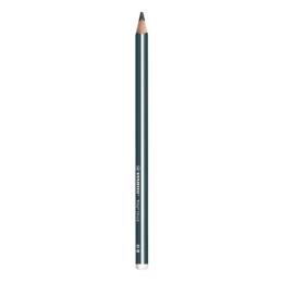 Ceruzka grafitová STABILO Trio Thick, trojuholníkový tvar, hrubá, tmavo zelená