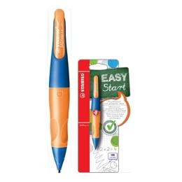 Mechanická ceruzka STABILO EASYergo 1,4 mm  pre pravákov, oranžovo-modrá
