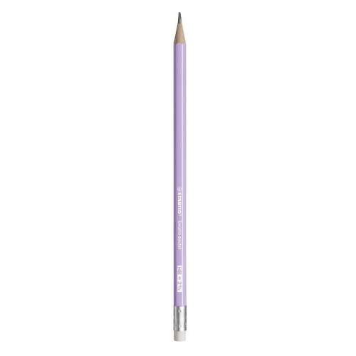 Ceruzka STABILO Swano Pastel fialová