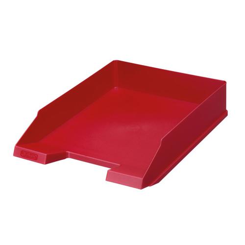 Zásuvka odkladacia - Classic červená