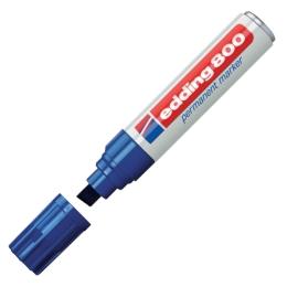 Permanentný popisovač Edding 800 modrý