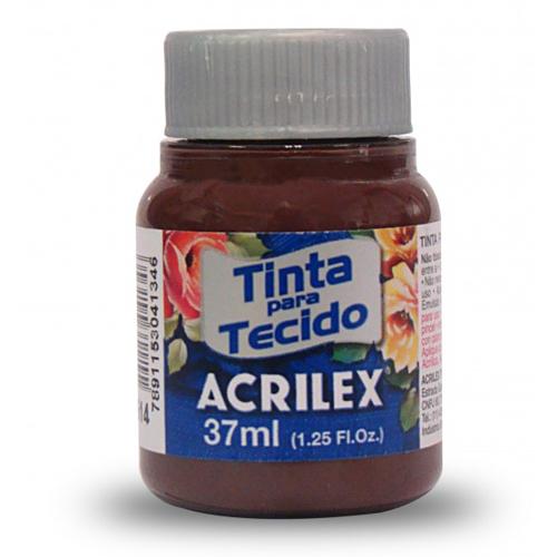 ACR Farba na textil 37 ml, Terra Queimada 514