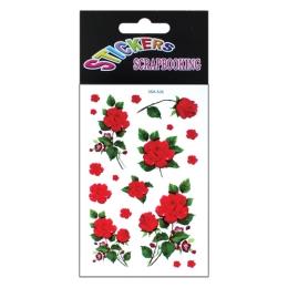 Nálepky 3SA - Kvety