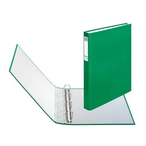 Poradač krúžkový Herlitz A4 (4-krúžkový) 2,5 cm zelený