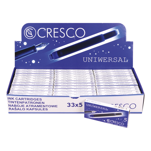 Bombičky CRESCO 5 ks - modré/univerzálne