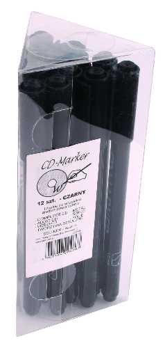 Popisovač CD MARKER - čierny
