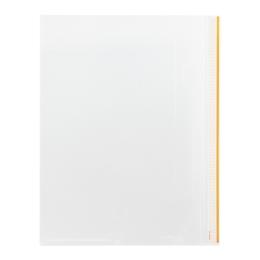 Obal na dokumenty 3 v 1 FL-102CH, oranžový