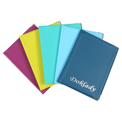 Puzdro na doklady Uni Color