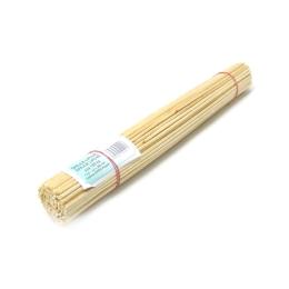 Špajdle drevené nehrotené 30 cm, (100 ks v bal.)