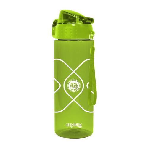 Fľaša na pitie 600 ml TRITAN zelená
