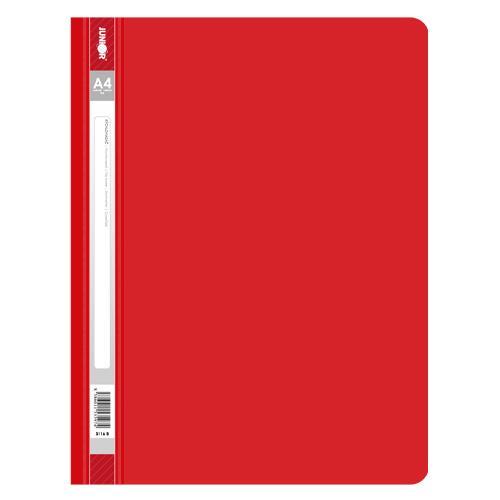 Rýchloviazač PP/A4, červený