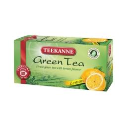 TEEKANNE čaj zelený citrón 35g